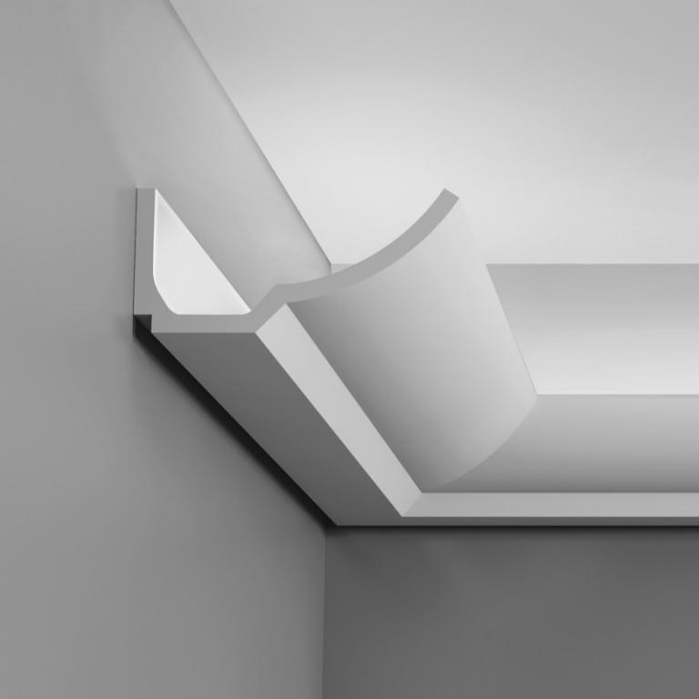 c351 boat led eckleisten profile f r indirekte beleuchtung wandprofile led arena onlineshop. Black Bedroom Furniture Sets. Home Design Ideas