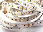 Strip600PRO ULTRA Warmweiß 5m 2700k 10mm 600LED 144Watt 24V 2400/12000lm IP20 POWER Premium EIONLED
